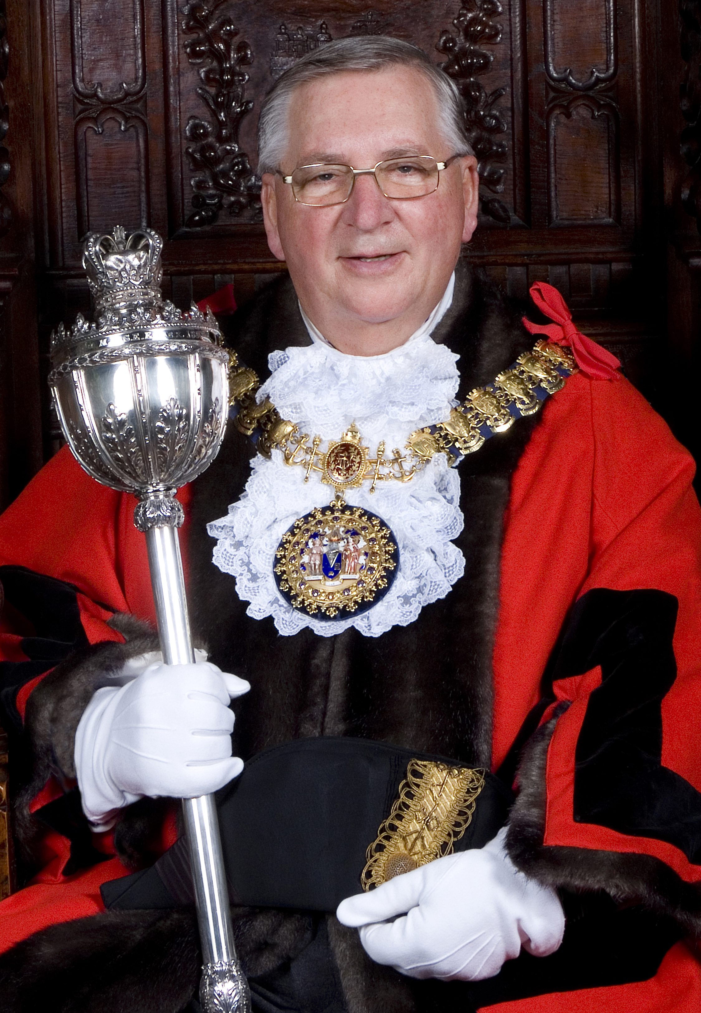 John Lamb - Southend Mayor